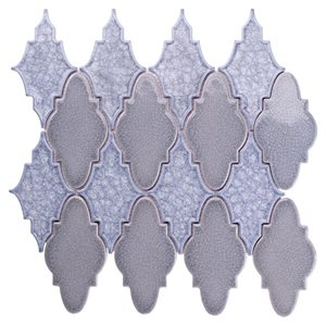Art Glass Sabino Blue Sea