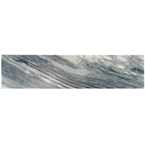 Close Out - Bardiglio Nuvolato 4x16 Polished