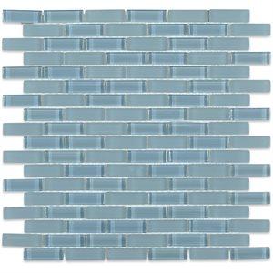 Crystal Blue-Gray 1 / 2x2 Brick