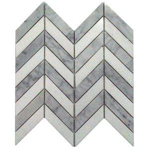 Falcon White Carrara & Thassos