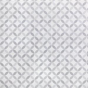 Hampton Floor Deco Payne Grey 8x8