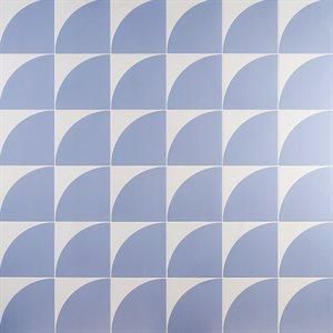 Stacy Garcia Maddox Deco Floor Azul 8x8