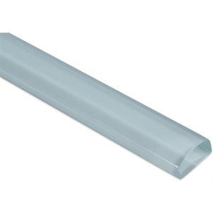 Glass Pencil Sea Foam Polished