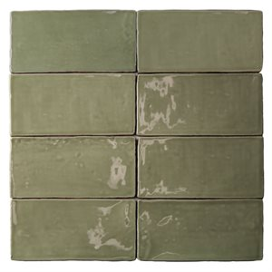 Masia 3x6 Olive