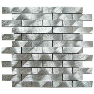 Close Out - Aluminum 1x3 Silver