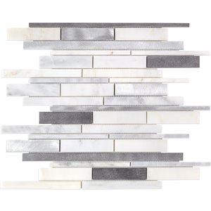 Close Out - Aluminum Stoneflow Bliss
