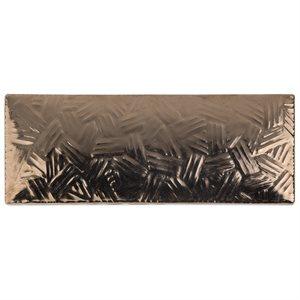 Deviation 3x8 Copper Textured Mix