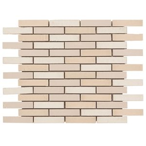 Close Out - Downtown Brick Warm Mix 1 / 2x3