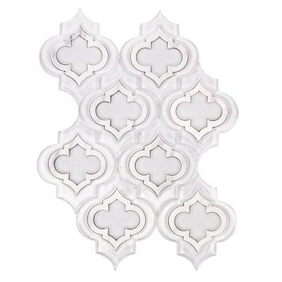 MJ Emblem Super White Polished, Asian Statuary Line & Super White Frosted