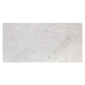 "Open Space White Carrara ""C"""
