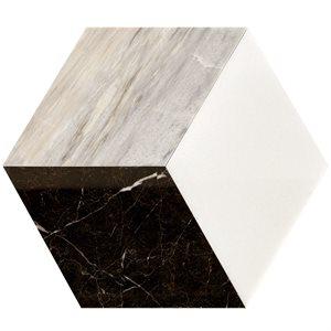 Pari Sabbia- Thassos, European Wood & Brown