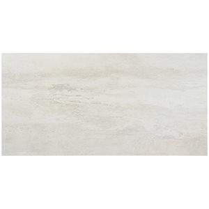 Everyday Travertine Cotton 24x48