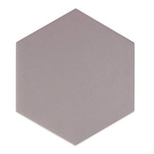 Hexagono - Liso Nude Matte