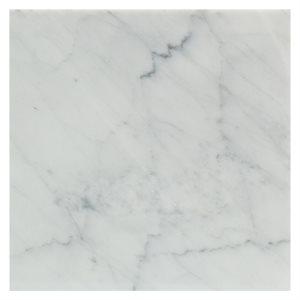 "White Carrara ""C"" 12x12 Polished"
