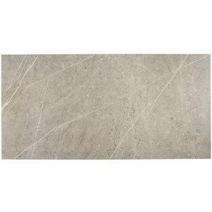 Everyday Marble Pietra Light Gray Satin 24x48