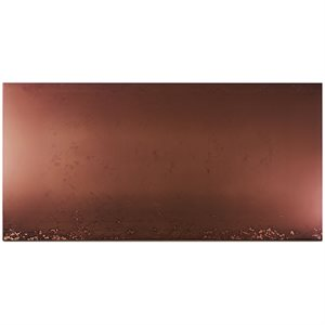 Cauldron Mist Rose Gold 18x36