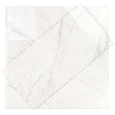 Everyday Marble Bianco Polished 12x24