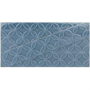 Hampton Deco Steel Blue 4x24