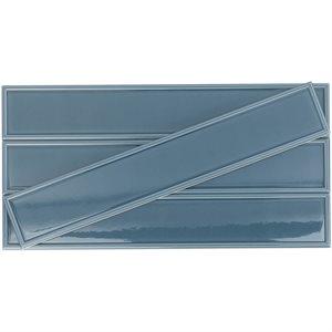 Hampton Frame Steel Blue 4x24