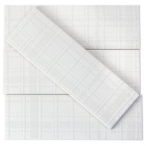 Soho Grand White Matte 3x9
