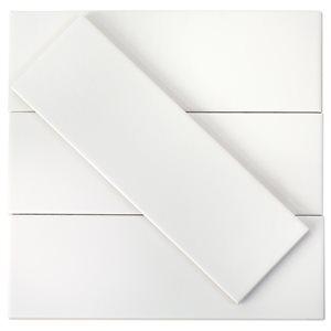 Soho White Matte 3x9