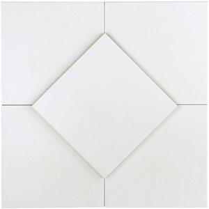 Hermosa Blanco 9x9