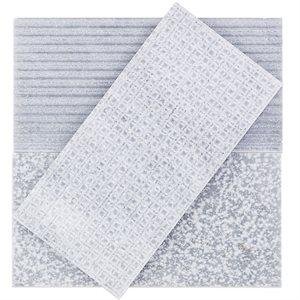 Close Out - Textured Stone - Burlington Gray