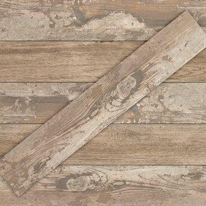 Wood Trend Burnt 4x24
