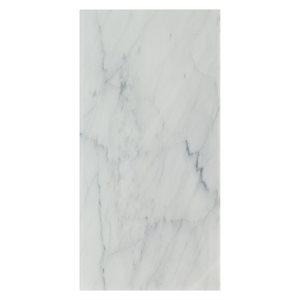 "White Carrara ""C"" 12x24 Polished-Sold 6 Pc / 12SQFT per box"